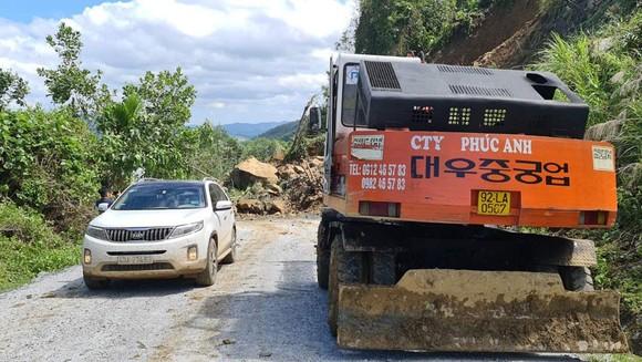 Thảm họa sạt lở vùi lấp người ở Trà Leng, Trà Vân: Tìm được 14 thi thể, 14 người chưa tìm được ảnh 29