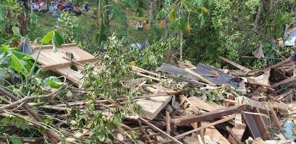 Thảm họa sạt lở vùi lấp người ở Trà Leng, Trà Vân: Tìm được 14 thi thể, 14 người chưa tìm được ảnh 5