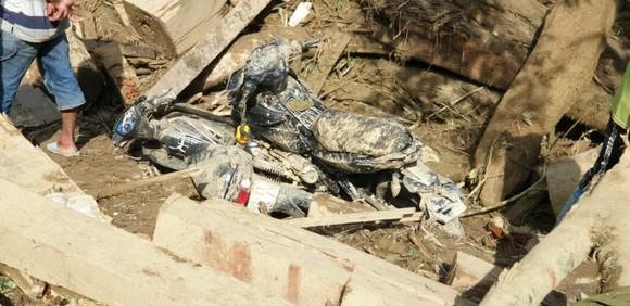 Thảm họa sạt lở vùi lấp người ở Trà Leng, Trà Vân: Tìm được 14 thi thể, 14 người chưa tìm được ảnh 6