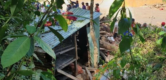 Thảm họa sạt lở vùi lấp người ở Trà Leng, Trà Vân: Tìm được 14 thi thể, 14 người chưa tìm được ảnh 9