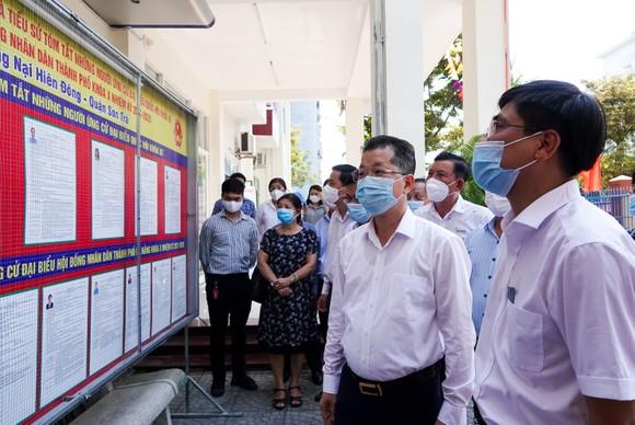Bầu cử ở vùng có dịch Covid-19 được Đà Nẵng thực hiện như thế nào? ảnh 3
