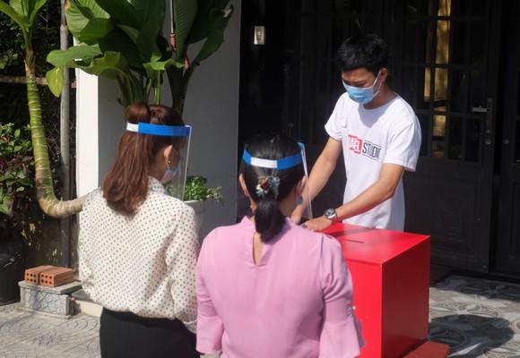 Bầu cử ở vùng có dịch Covid-19 được Đà Nẵng thực hiện như thế nào? ảnh 5