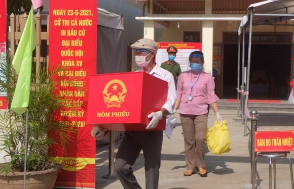 Bầu cử ở vùng có dịch Covid-19 được Đà Nẵng thực hiện như thế nào? ảnh 6