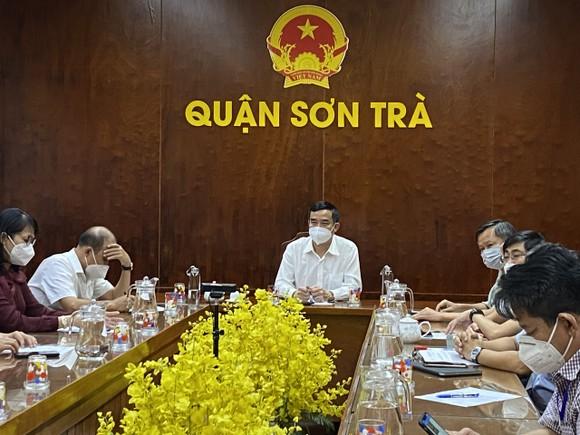 Chủ tịch UBND TP Đà Nẵng: Lòng dân có an thì mới đồng hành cùng chính quyền trong cuộc chiến chống dịch ảnh 2
