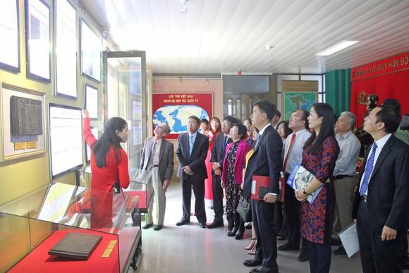 Lần đầu trưng bày Mộc bản triều Nguyễn khắc về chủ quyền Hoàng Sa, Trường Sa ảnh 5