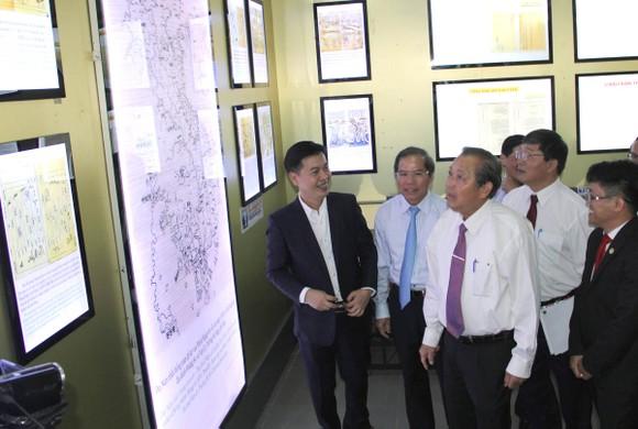 Giới thiệu Di sản Mộc bản triều Nguyễn với cộng đồng quốc tế ảnh 1