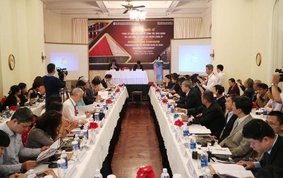 Mộc bản ở Việt Nam đa phần cần giải pháp khắc phục kịp thời ảnh 5