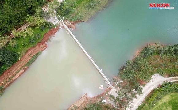 Ngang nhiên xây kè 30m ngăn hồ Tuyền Lâm - Đà Lạt ảnh 4