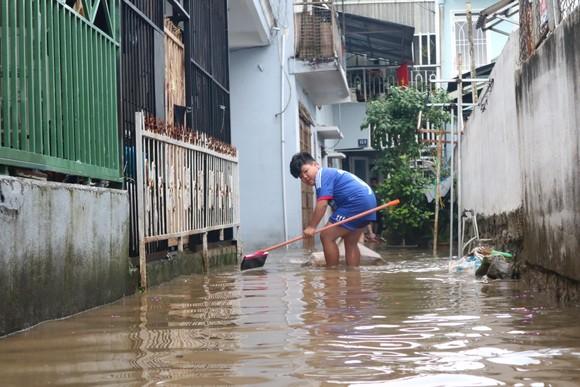 Đà Lạt mưa dữ dội kèm mưa đá, nhiều nơi ngập nặng ảnh 16