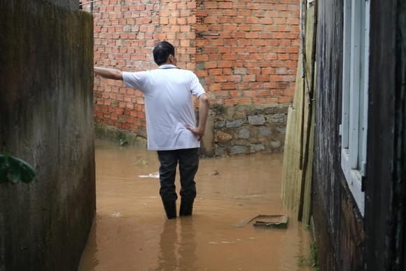 Đà Lạt mưa dữ dội kèm mưa đá, nhiều nơi ngập nặng ảnh 12