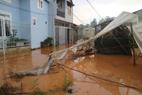 Đà Lạt mưa dữ dội kèm mưa đá, nhiều nơi ngập nặng ảnh 6