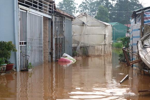 Đà Lạt mưa dữ dội kèm mưa đá, nhiều nơi ngập nặng ảnh 8