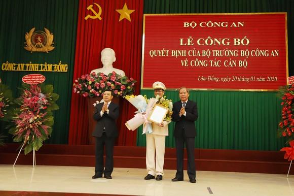 Công an Lâm Đồng có tân giám đốc  ảnh 2