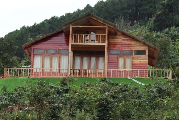Hàng chục căn nhà xây dựng trái phép giữa đất rừng ở Lâm Đồng ảnh 3