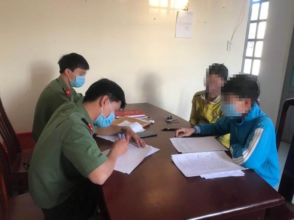 Triệu tập học sinh lớp 9 giả mạo văn bản của UBND tỉnh cho phép học sinh nghỉ học ảnh 1