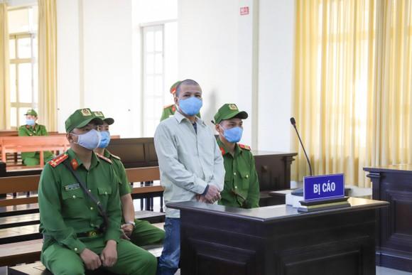 Tuyên phạt 10 năm tù đối tượng chống Nhà nước ảnh 1