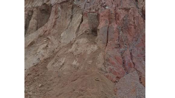 Khu vực đất sạt lở khiến ba cháu nhỏ tử vong