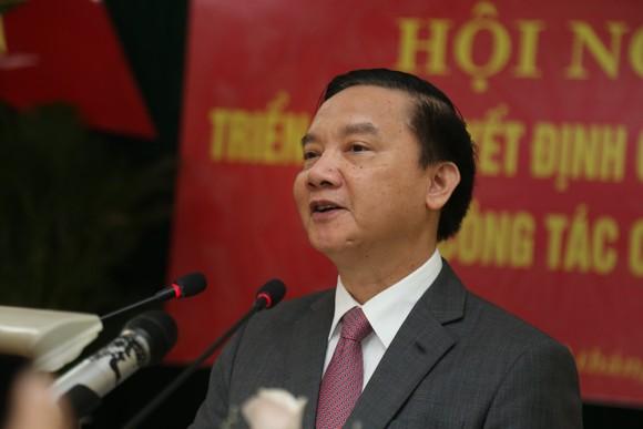 Khánh Hòa chính thức có Bí thư Tỉnh ủy mới ảnh 2