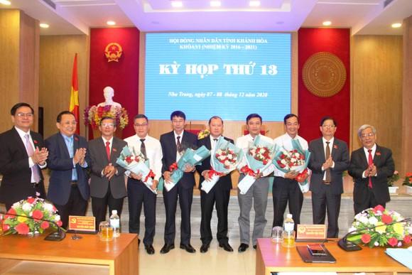 Khánh Hòa bầu bổ sung 2 Phó Chủ tịch UBND tỉnh ảnh 1