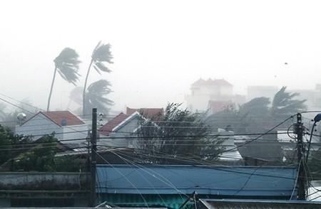 Huy động 132.000 bộ đội và dân quân chống mưa bão lũ ảnh 1