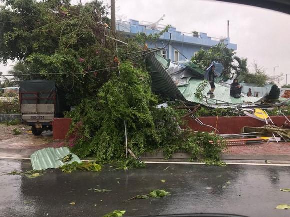 Huy động 132.000 bộ đội và dân quân chống mưa bão lũ ảnh 2