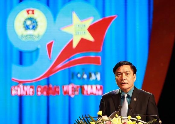 Thủ tướng trao Huân chương Hồ Chí Minh cho Công đoàn Việt Nam ảnh 2