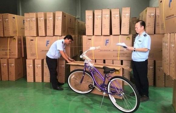 Tịch thu xe đạp điện của Excel, mở rộng kiểm tra 24 doanh nghiệp ảnh 3