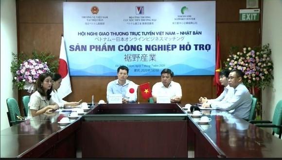 Nhiều doanh nghiệp Nhật Bản muốn nhập linh kiện của Việt Nam ảnh 1