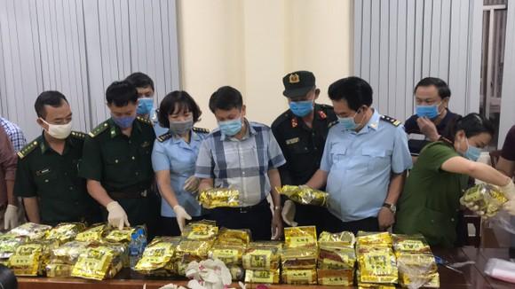Chở ma túy bằng container từ Việt Nam sang Hàn Quốc để tiêu thụ ảnh 1