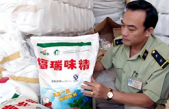 Bột ngọt Trung Quốc sang Việt Nam bị áp thuế chống bán phá giá ảnh 1