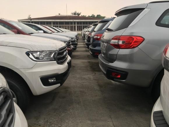 Lần đầu tiên đấu giá nhập khẩu 66 chiếc ô tô cũ theo CPTPP ảnh 1
