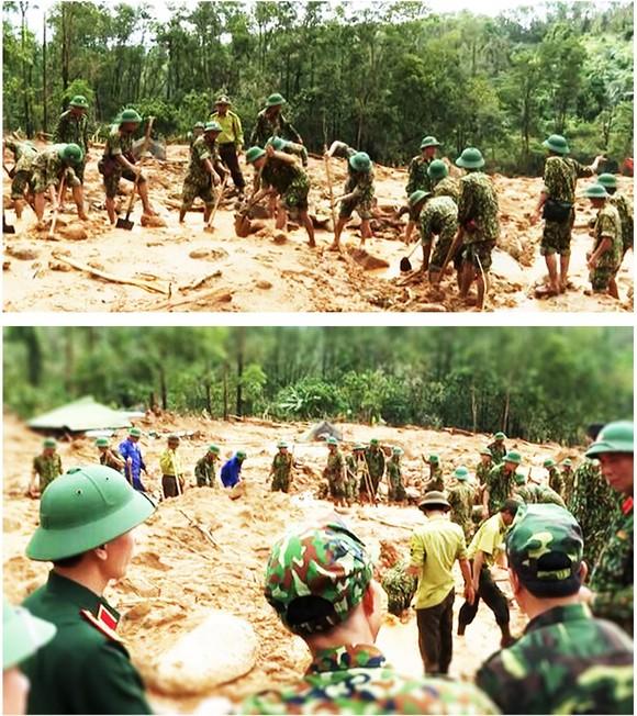 Ít nhất 63 người chết và mất tích do mưa lũ ảnh 2