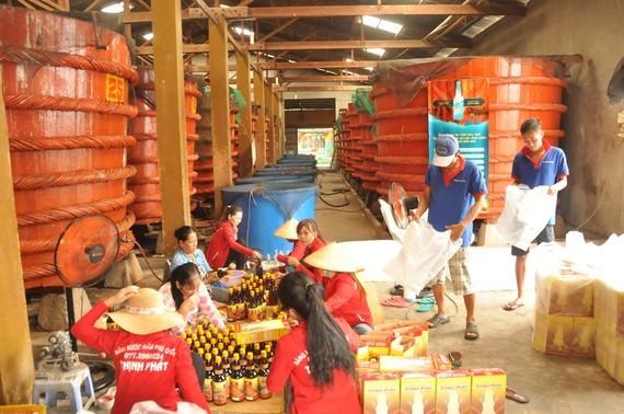 Cùng ngày ra mắt Hiệp hội Nước mắm Việt Nam và Hiệp hội Nước mắm truyền thống Việt Nam ảnh 4
