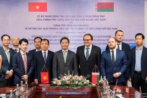 Belarus giúp Việt Nam nội địa hóa sản xuất ô tô ảnh 3