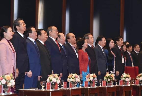 Ông Nguyễn Ngọc Bảo tái nhiệm Chủ tịch Liên minh Hợp tác xã Việt Nam  ảnh 2