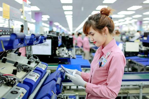 Đầu năm, xuất khẩu điện thoại đạt 5,8 tỷ USD, tăng vọt 114,8% ảnh 1