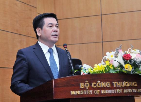 Tân Bộ trưởng Bộ Công thương nhận nhiệm vụ ảnh 3