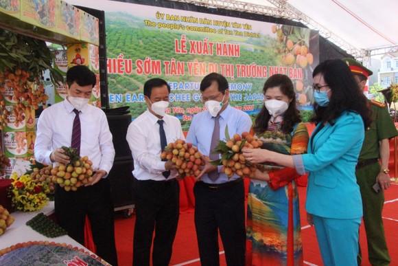 Vải thiều Việt Nam gây được tiếng vang sau 1 năm xâm nhập thị trường Nhật Bản ảnh 4