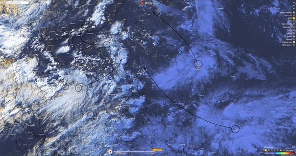 Chiều nay 16-7, TPHCM có thể lặp lại cơn mưa hôm qua ảnh 2