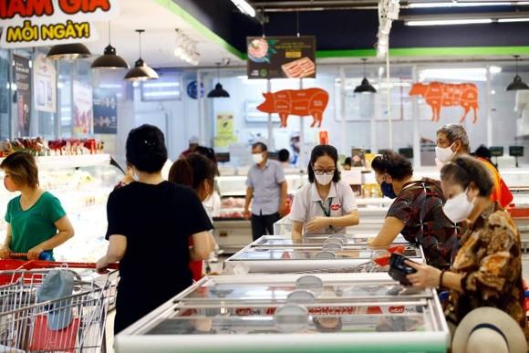 TPHCM và Hà Nội không cần lo thiếu thịt heo  ảnh 2