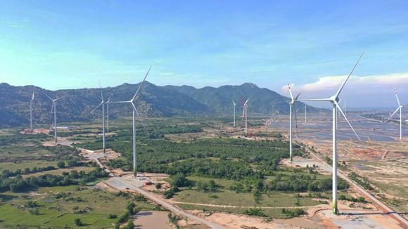 Thêm 3 nhà máy điện gió chuẩn bị hòa lưới điện ảnh 1