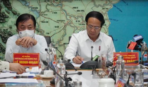 Thủ tướng kiện toàn lại Ban chỉ đạo Quốc gia về phòng chống thiên tai ảnh 1