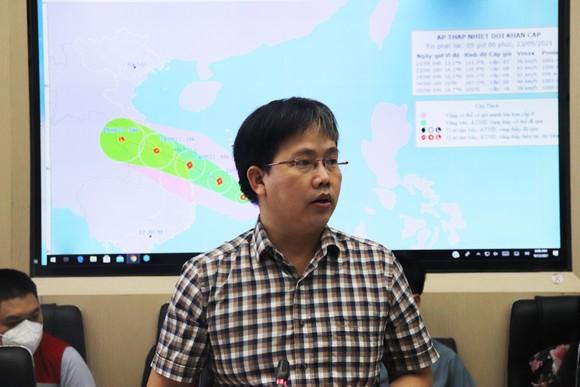 Hỏa tốc ứng phó áp thấp nhiệt đới đang dần thành bão số 6  ảnh 3
