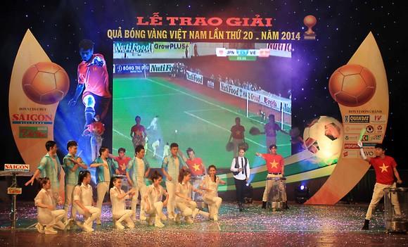 Giải thưởng Quả bóng vàng Việt Nam là một trong những sự kiện có tuổi đời bền bỉ bậc nhất ở Việt Nam. Ảnh: DŨNG PHƯƠNG