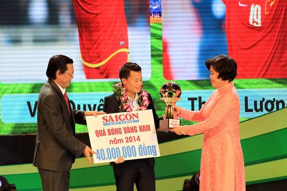 Những điều khó tin ở giải thưởng Quả bóng vàng Việt Nam ảnh 1