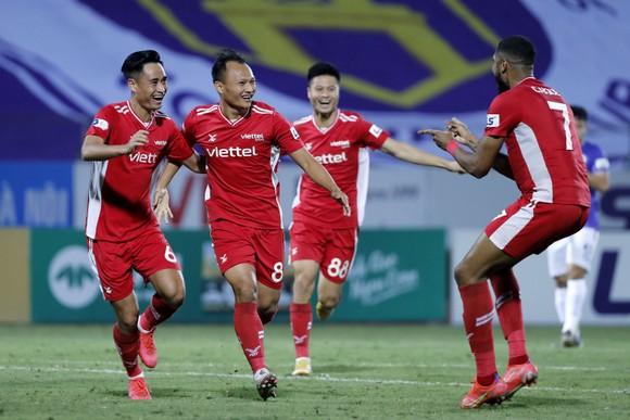 5 điều đáng nhớ vòng 8 V-League 2021 ảnh 1