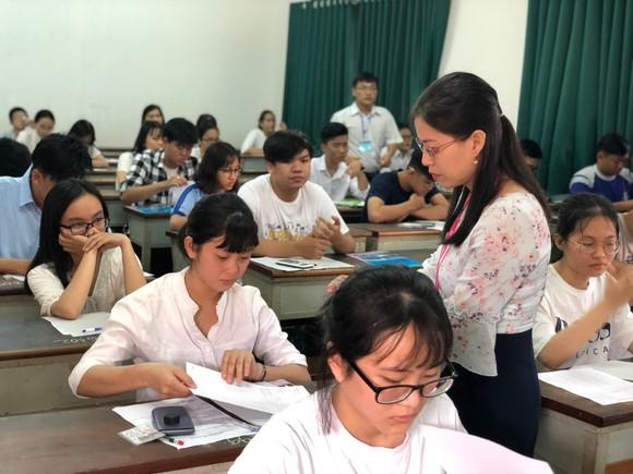 Các trường ĐH hoàn tất công bố điểm chuẩn  ảnh 2