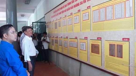 Bình Thuận: Triển lãm Hoàng Sa, Trường Sa của Việt Nam - những bằng chứng lịch sử và pháp lý ảnh 2