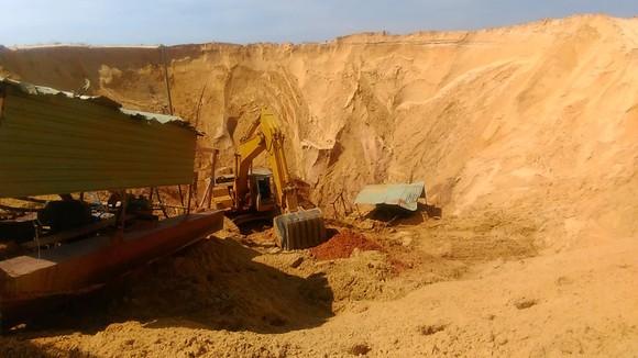 Sập hầm khai thác quặng  titan, 1 công nhân tử vong ảnh 1