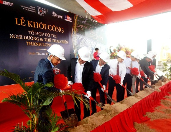Bình Thuận sắp có tổ hợp đô thị nghỉ dưỡng và thể thao biển chuẩn 5 sao quốc tế đầu tiên ảnh 1